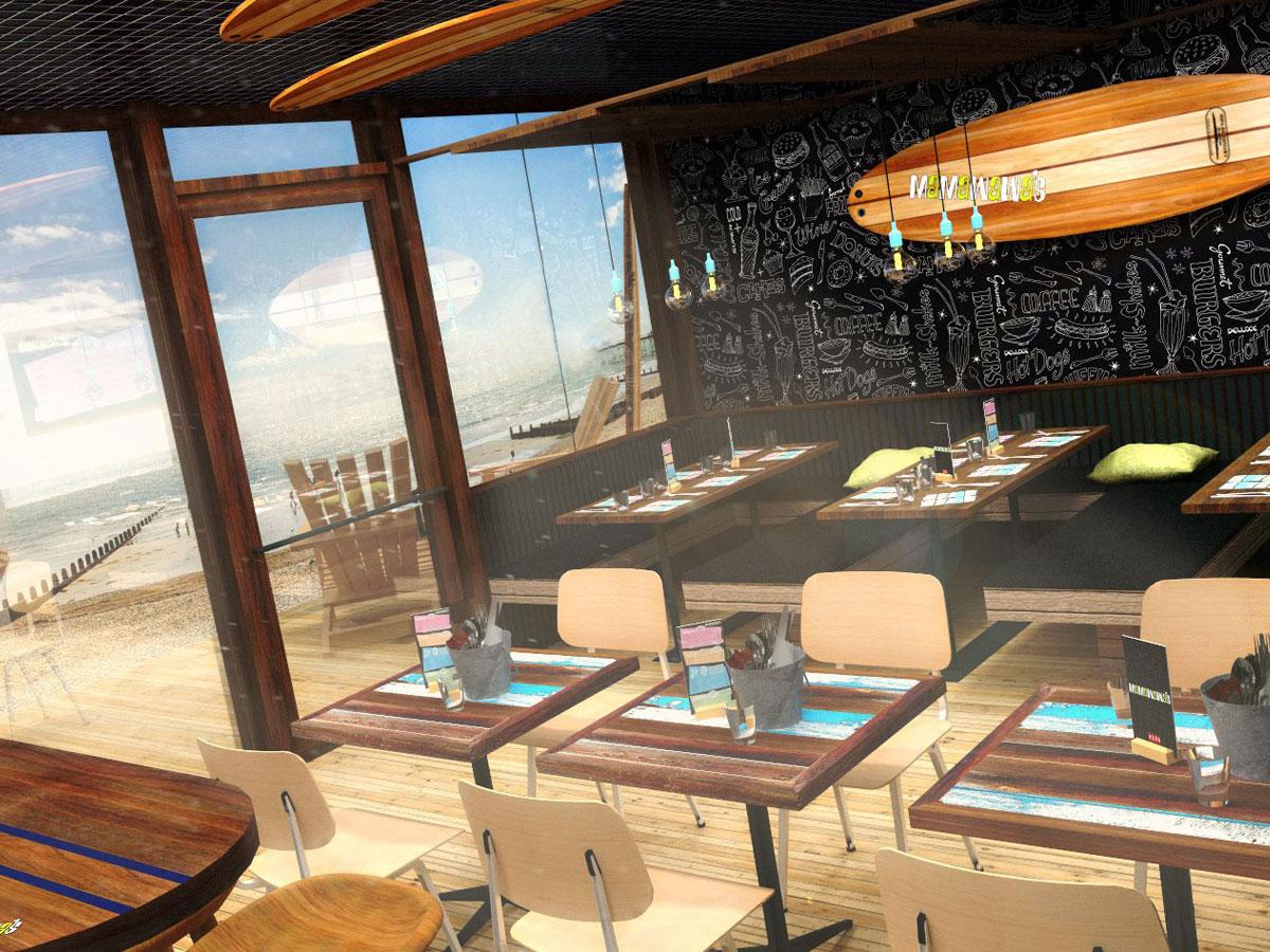 mamawawa restaurant design