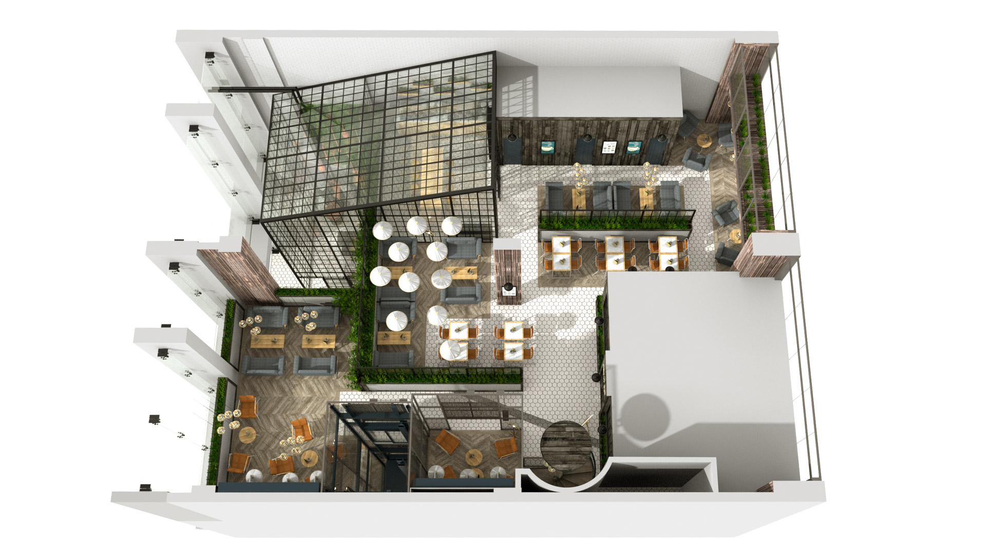 Brew 92 Coffee Shop Design Coffee Shop Designers